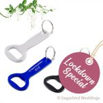 Cheers Bottle Opener Keyring