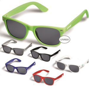 Colours Punk Wedding Sunglasses