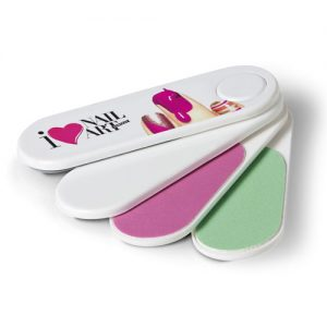 Flashy Nail File Set