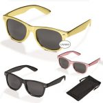 Glamour Metallic Sunglasses