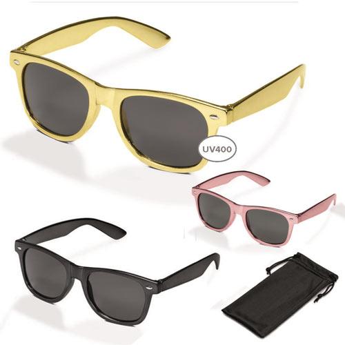 Glamour Metallic Sunglasses