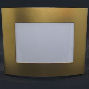 Gold Frame Place Card Holders