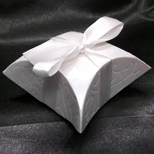 Pillow Favour Box