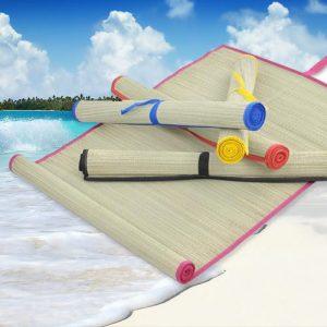 Picnic Beach Straw Mat
