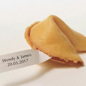 Customised Fortune Cookies