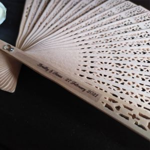 Sandalwood Hand Fans