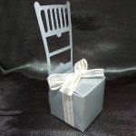 Chair Favour Box