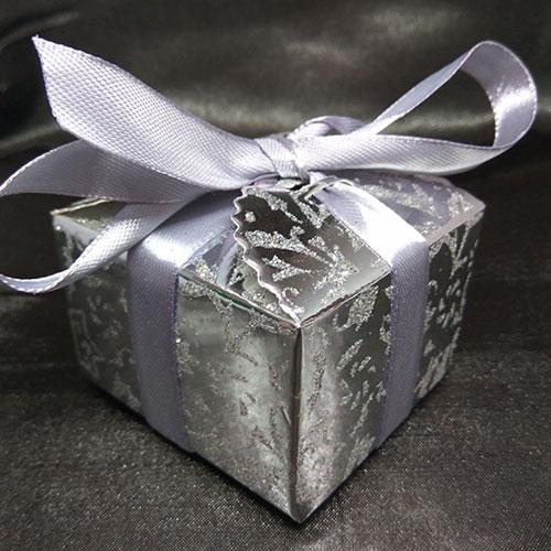 Glitter Thank You Box
