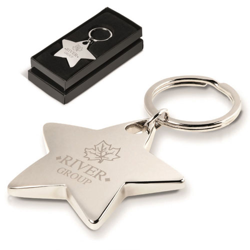 Wish Upon a Star Keyholder