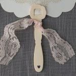 Wooden Ornate Hand Fan Handles