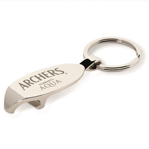 Chic Bottle Opener Keyholder