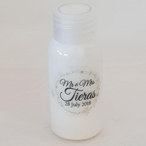 Personalised Mini Hand Lotion