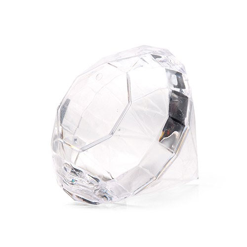 Diamond Shaped Wedding Favour Box