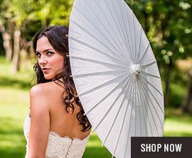 Bride Parasols
