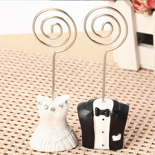 Bride and Groom Card Holder