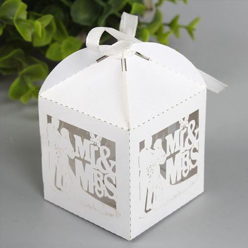 Mr & Mrs Favour Box