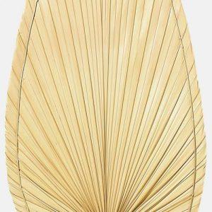 Palm Leaf Hand Fan