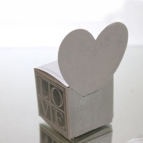 Love Heart Favour Box