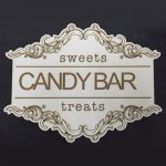 Candy Bar Wedding Sign