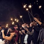 Giant 90cm Wedding Sparklers