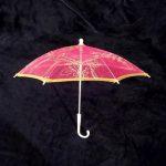 Pink Lace Umbrella
