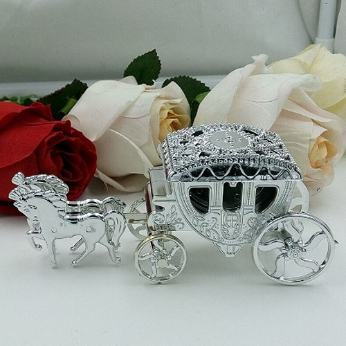 Mini Horse and Carriage