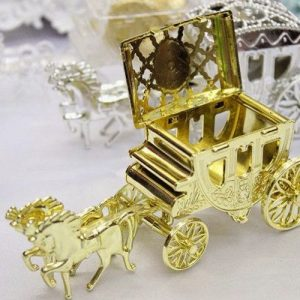 Mini Horse and Carriage