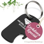 Sheer Bottle Opener Keyring