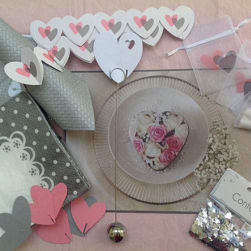 DIY Wedding Decor Set
