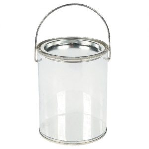 Paint Can Favour Container