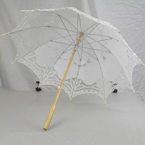 Handmade Lace Parasol