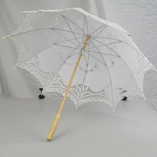 Handmade Lace Parasol