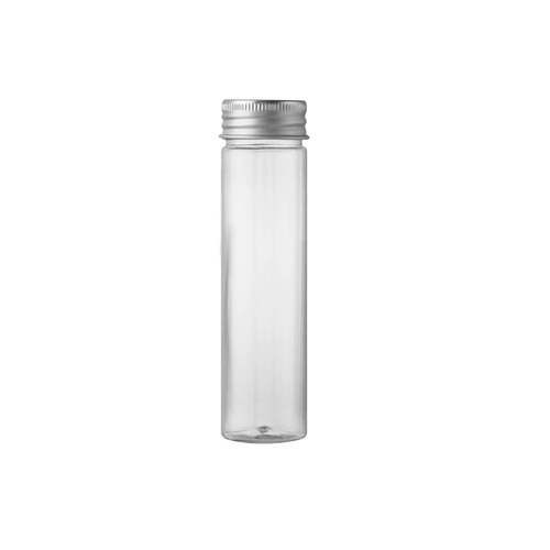 Glass Tube Container