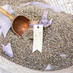 Lavender Rice Confetti