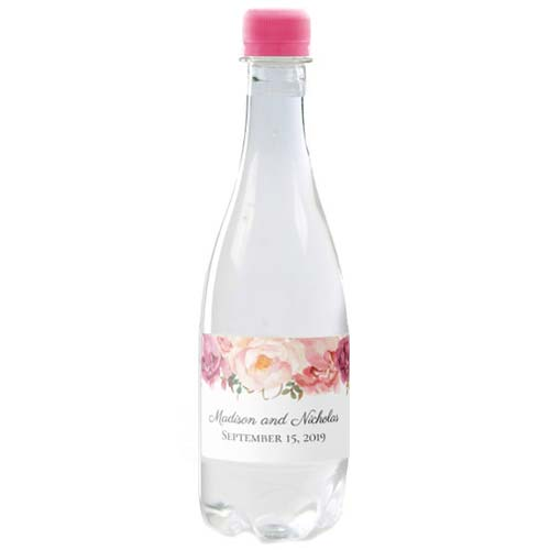 Personalised Bottled Water