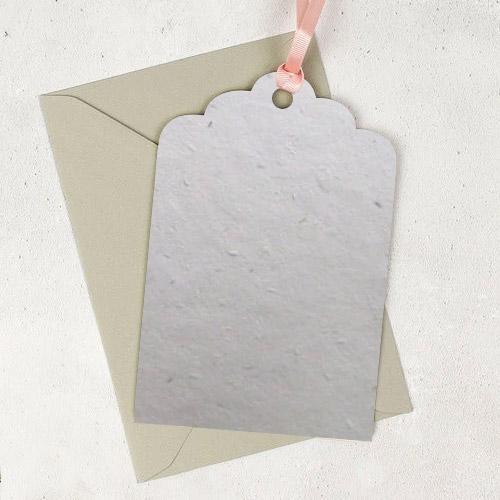 Vintage Seed Paper Tag