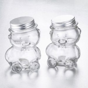 Baby Teddy Bear Jar