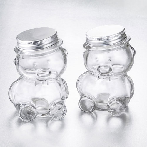 Baby Teddy Bear Jar