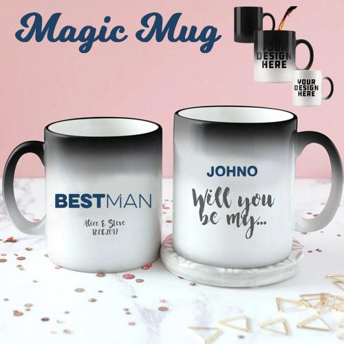 Bestman Colour Changing Mug