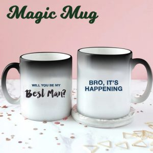 Bestman Colour Changing Mug