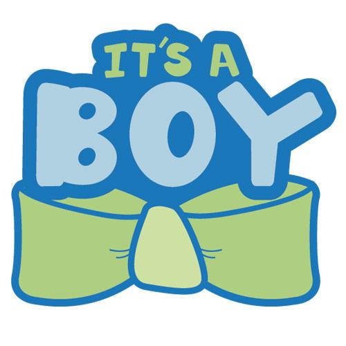 Boy Gender Reveal Mug