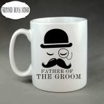 Father of the Groom Coffee Mug