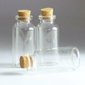 2cm Cork Glass Jar