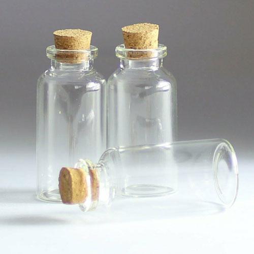 2cm Cork Glass Jar
