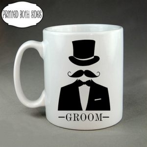 Groom Coffee Mug