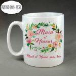 Maid of Honour Coffee Mug