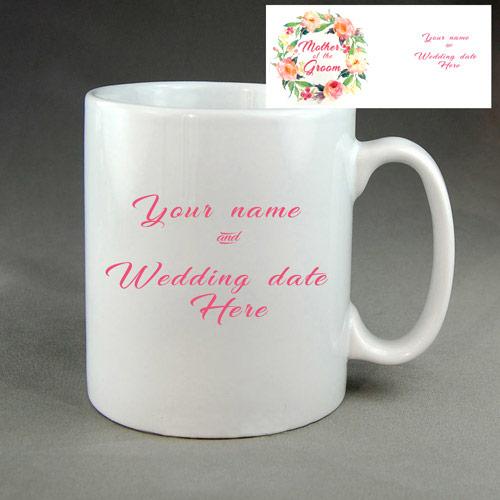 Mother of the Groom Coffee Mug