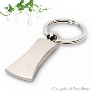 Trendy Metal Keyring