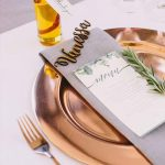 Wooden Guest Names