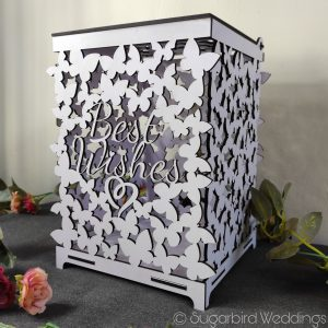 Butterfly Card Box